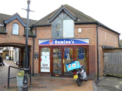 Dominos Pizza On Market Place Pizza Takeaway In Wokingham