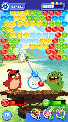 Angry Birds POP Blast 1.10.0 screenshots 7