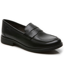 Geox Agata Penny Loafers SCHOOL