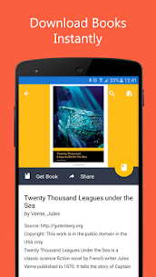 50000 Free eBooks & Free AudioBooks Mod Apk (Paid Features Unlocked) 2