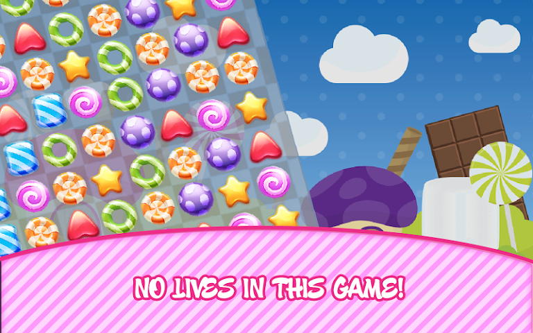android Candy Match Screenshot 5