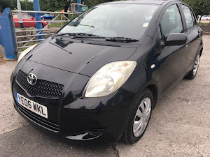 TOYOTA YARIS T3 S A
