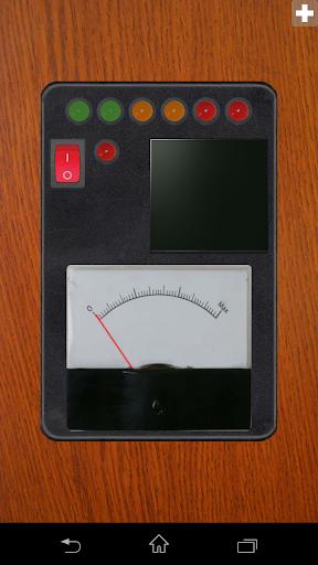 Ultimate EMF Detector Free (Real data) screenshot 4