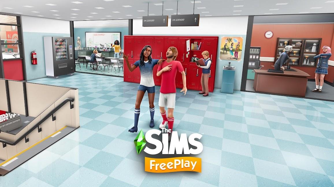 Sims FreePlay MOD APK 5.59.0 1