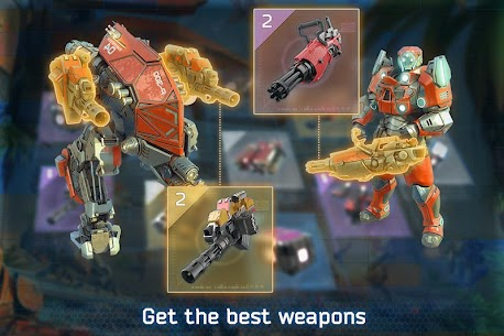 Battle for the Galaxy MOD Apk 4.1.5 (Unlimited Money) 5