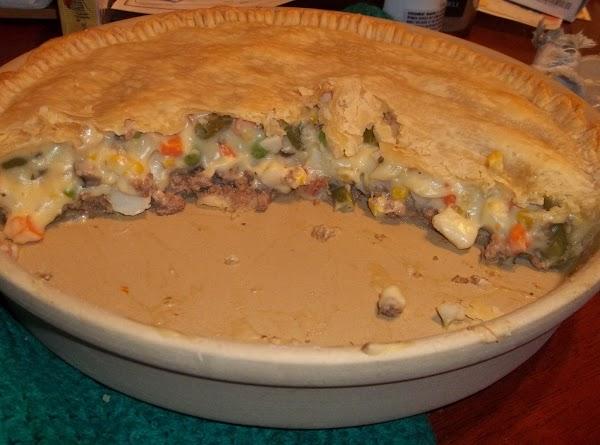 Chicken/turkey Pot Pie Recipe