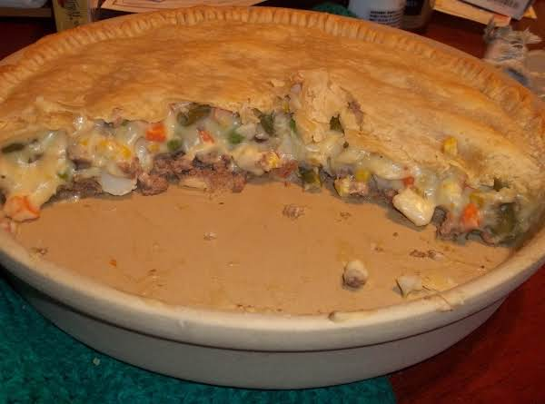 Chicken/turkey Pot Pie Recipe