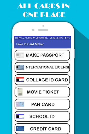 Download Fake ID Card Maker on PC & Mac with AppKiwi APK