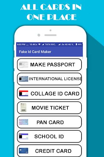 Fake ID Card Maker