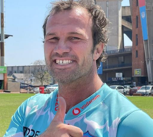 Bok legend Bismarck du Plessis ready to mentor Bulls' young guns