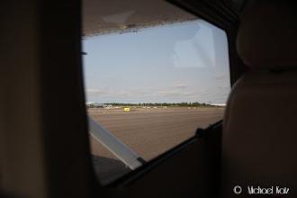 Photo: Take-off fra bane 10 på Manston Airport.