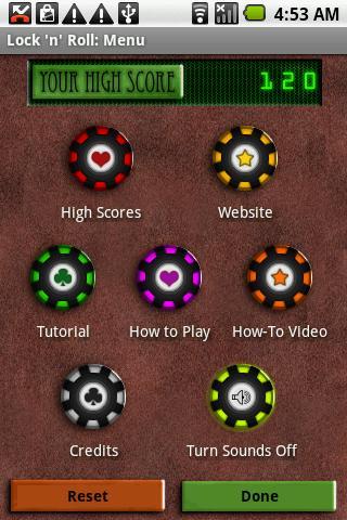 Lock 'n' Roll Pro - Ad Free screenshot