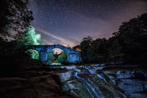 Il ponte di alagnol