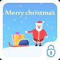Новогодняя тема от CM Locker icon