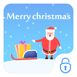 Christmas CM Locker Theme Icon