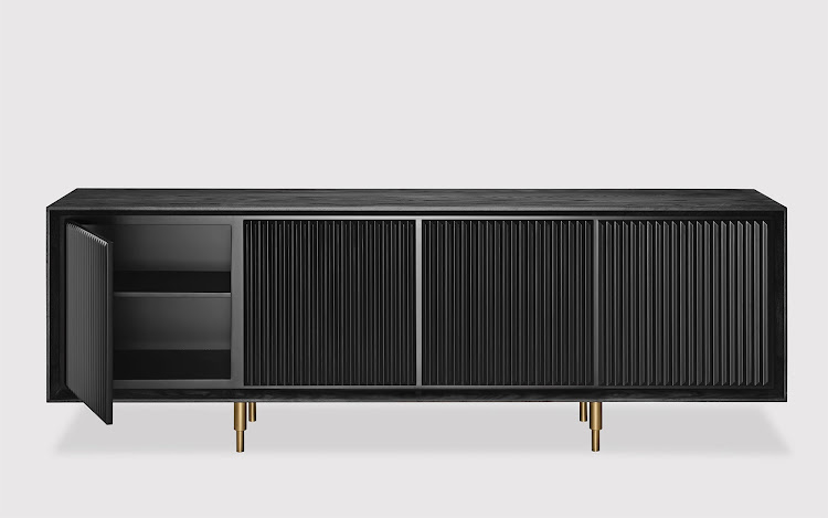 The Omega V Console from OKHA.