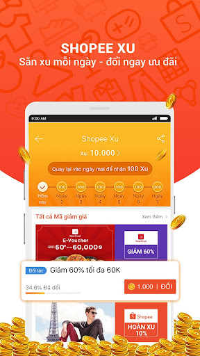 Shopee: Mua Sắm Online #1 screenshot 5
