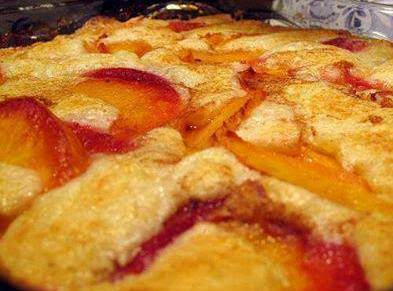 1 Cup Peach Cobbler Recipe