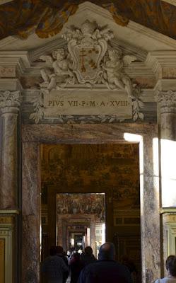 Corridoio di porte di malikkite