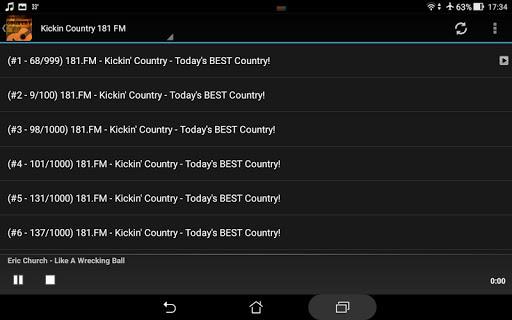玩娛樂App カントリー ミュージックのラジオ免費 APP試玩