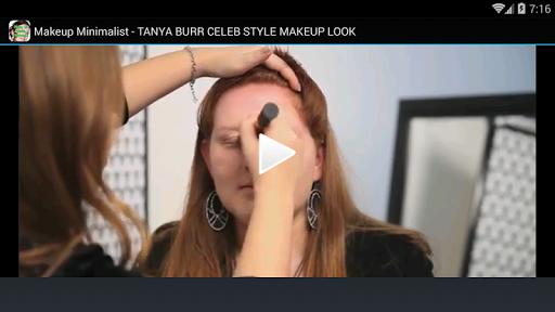 Make Up Guide Minimalist