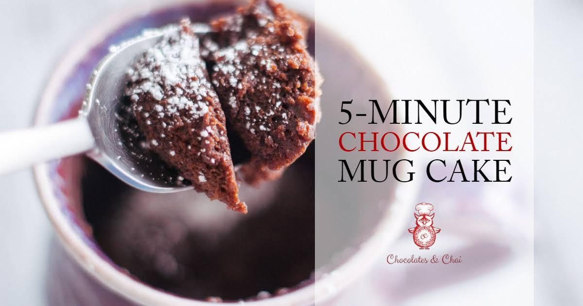 10 Best Mug Cake without Flour Recipes