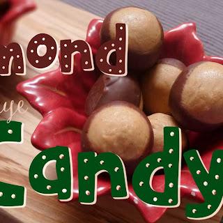 Almond Buckeye Candy