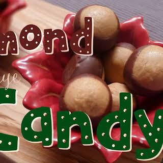 Almond Buckeye Candy.