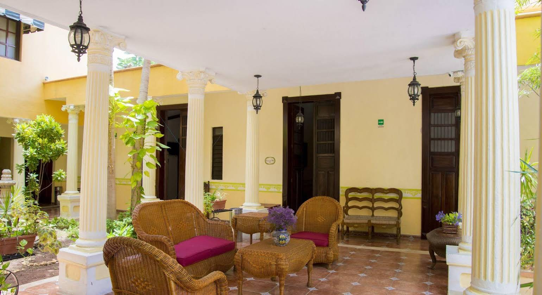 Hotel Casa De Las Columnas