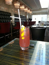 Photo: Kyoto Breezer is the cocktail of the month this February at Healey's Bar & Terrace!