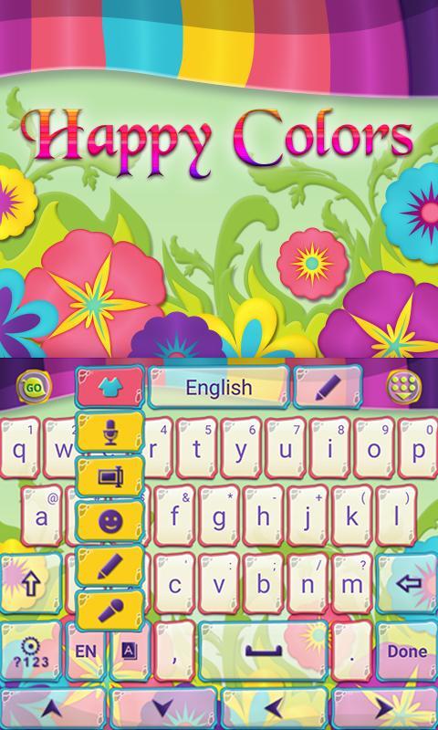 Happy-Colors-GO-Keyboard 11