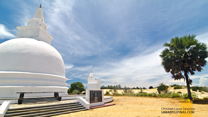 Arugam Bay Sri Lanka Stupa