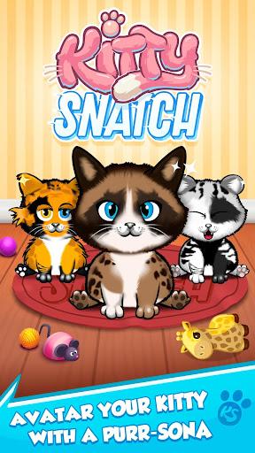 Kitty Snatch - Match 3 ft. Cats of Instagram game 1.0.77 screenshots 2