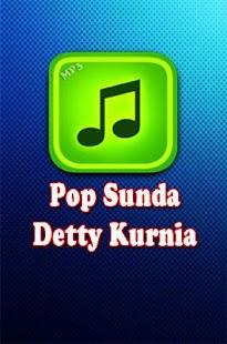Pop Sunda Detty Kurnia - náhled