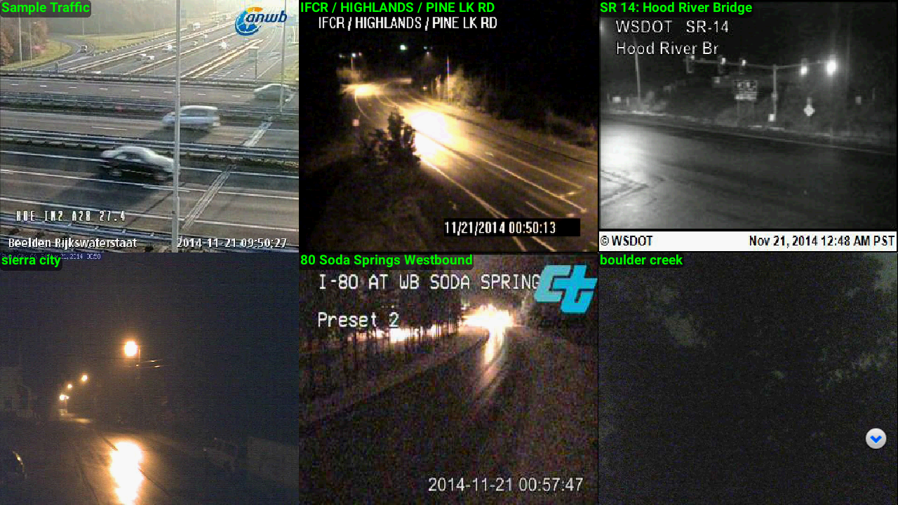 IP Cam Viewer Pro- screenshot
