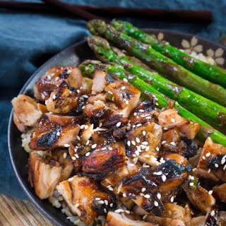 Easy Teriyaki Chicken Bowl Recipe – #FreakyFridayRecipes.