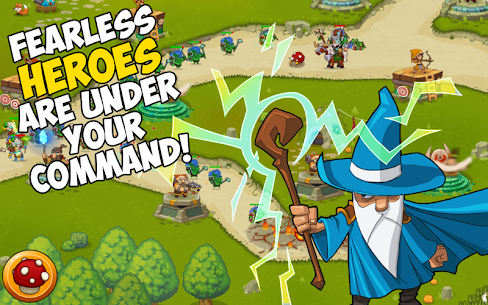 Tower Defense: Magic Quest Apk Download For Android and Iphone 3