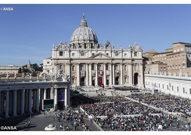St Peter's Basilica - ANSA