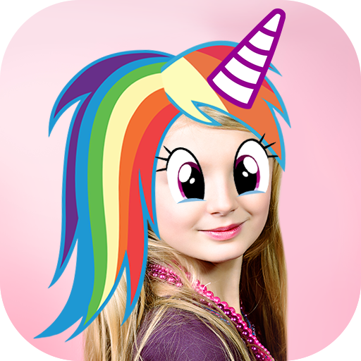 Pony Photo Icon