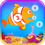 Fish School : Fun with Numbers Icon