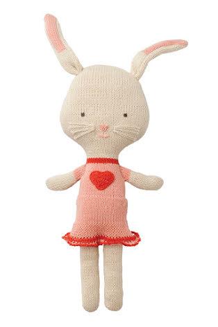 Peppa Cuddle Friend Rita Rabbit