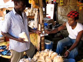 Photo: Selling Sugar with Gatina-Pesa
