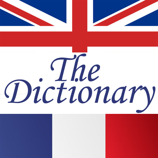 Dictionary French English Icon