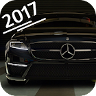 CLS Driving Mercedes 2017 icon