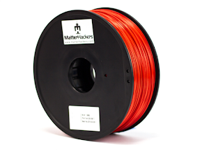 Red PETG Filament - 3.00mm (1.0kg)