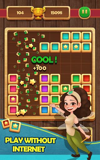 Block Puzzle - Wood Star 1.0.5 screenshots 4