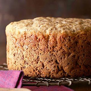 Caraway-Sauerkraut Beer Bread.