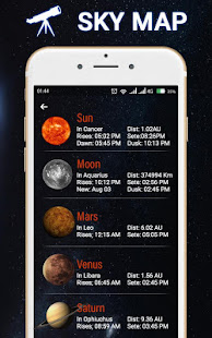 Mobile Sky Map Live Star Guide Apps On Google Play