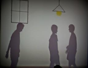 Photo: Schattenspiel der Help Muolen