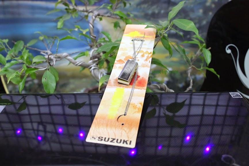 Kèn Harmonica Mini - Suzuki Necklace N-1200